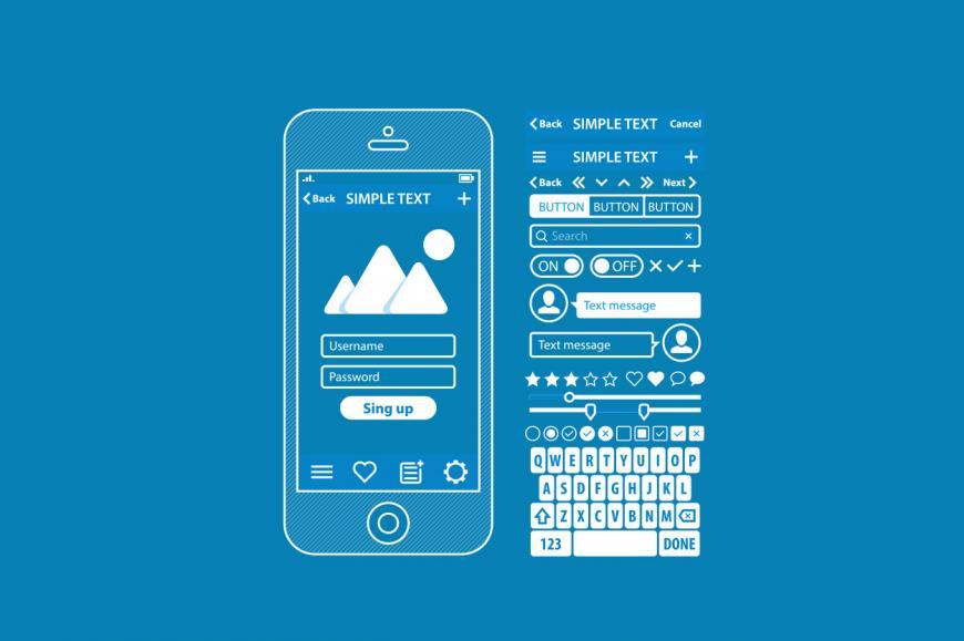 Дизайн веб-интерфейса