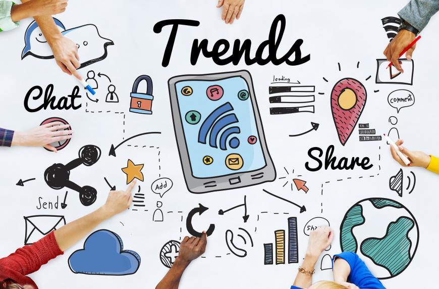 Трендвотчинг в маркетинге: Как не прозевать волну