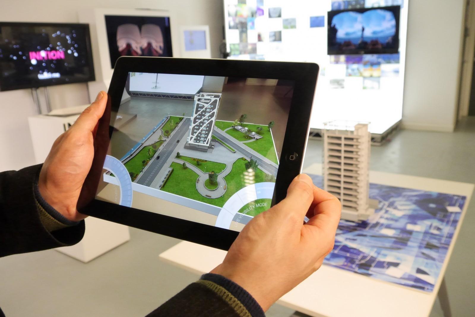 Вэбдизайн с использованием VR технологий